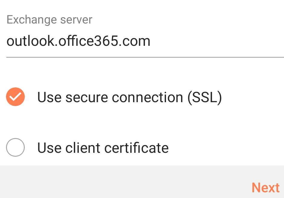 Android SSL